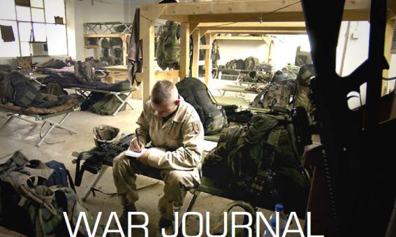war journal