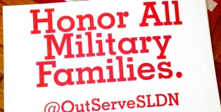 Honor All Military Families